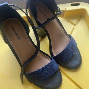 Torrid block heels